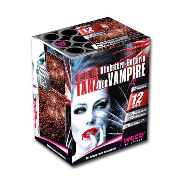 Tanz der Vampire Batteriefeuerwerk weco feuerwerk
