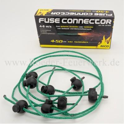 Fuse Connector Anzündmittel Zubehör Zündschnüre Nico Feuerwerk