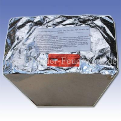 Silver Glitter Spectacle Batteriefeuerwerk pge pyrotrade
