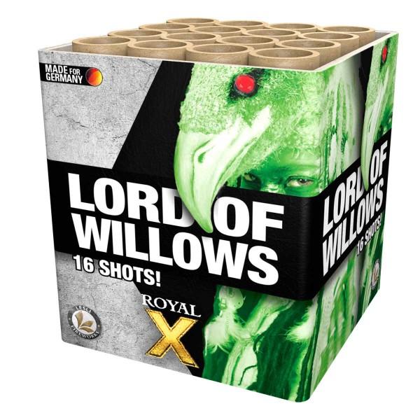 Lesli Lord of Willows Feuerwerksbatterie günstig online kaufen