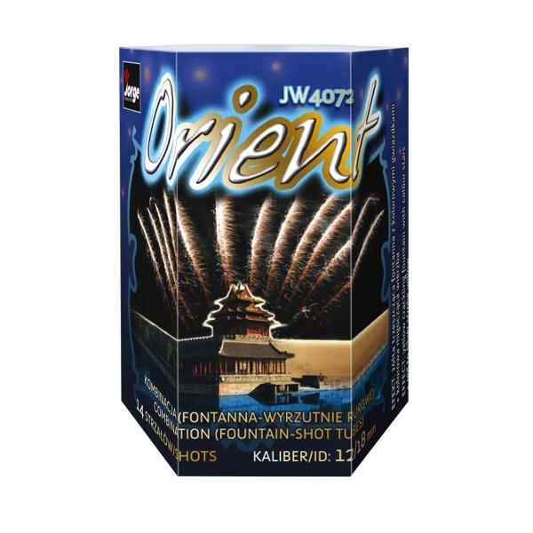 Orient Batteriefeuerwerk Jorge Feuerwerk