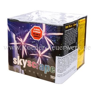 Sky Scraper Batteriefeuerwerk Tropic Tropic