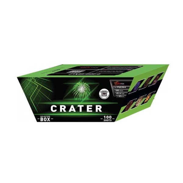 Crater Kategorie F3 Batteriefeuerwerk Piromax