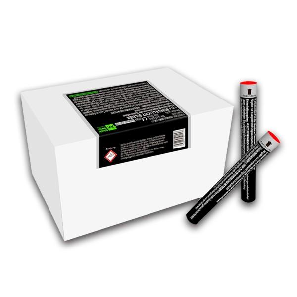 Figurenlicht raucharm silber Bühnenfeuerwerk Figurenlichter Blackboxx Fireworks