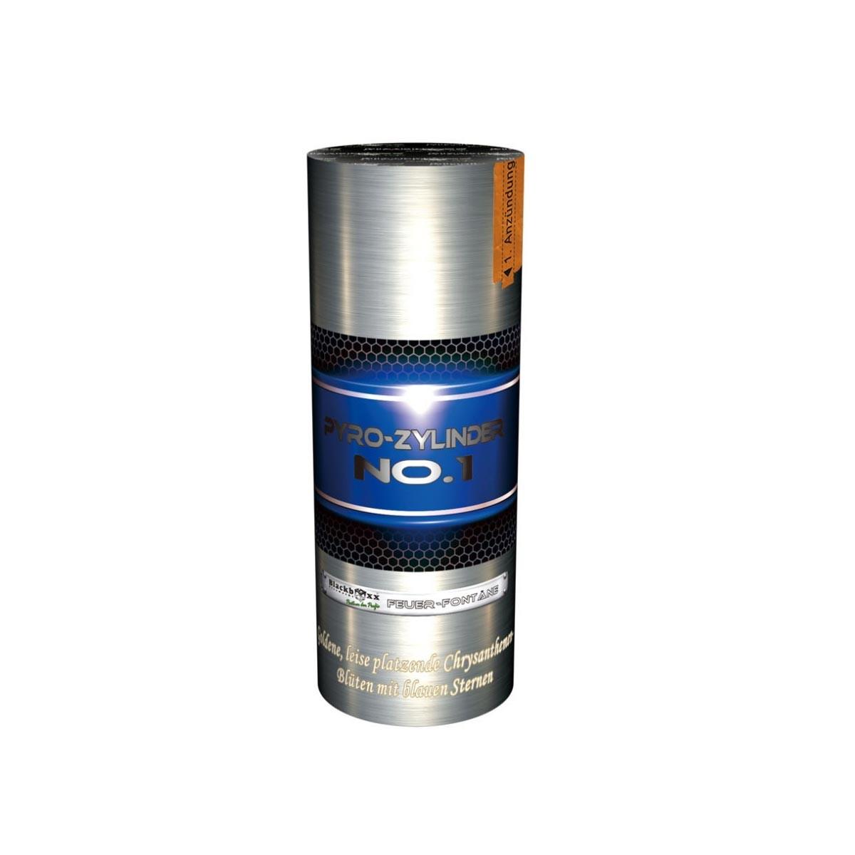 Pyro-Zylinder No.1