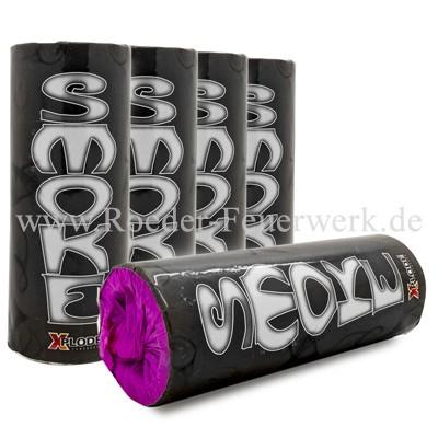Smoke schwarz 5er-Beutel Bühnenfeuerwerk Rauch Xplode Feuerwerk