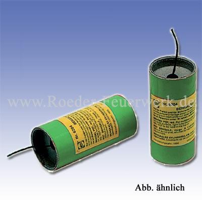 Weco Bengaltopf grün Bühnenfeuerwerk Bengalfeuer Weco Feuerwerk