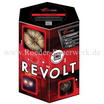 Revolt Batteriefeuerwerk Piromax