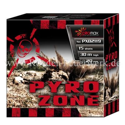 Pyro Zone Batteriefeuerwerk Piromax