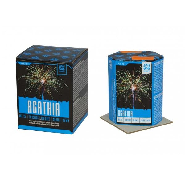 Feuerwerksbatterie Agathia von Argento Feuerwerk im Shop bestellen