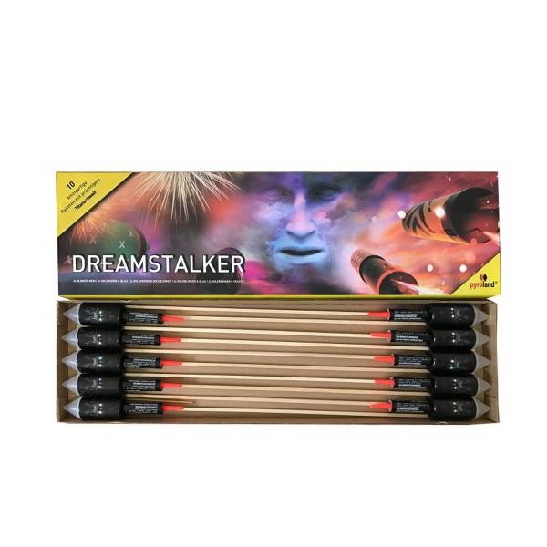 Bothmer Dreamstalker Raketensortiment bei Röder Feuerwerk bestellen