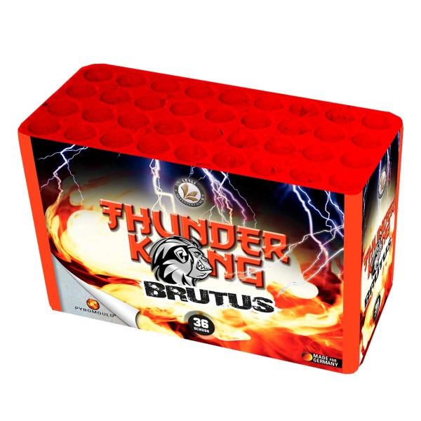 Brutus 3er- Kiste Batteriefeuerwerk Lesli Feuerwerk