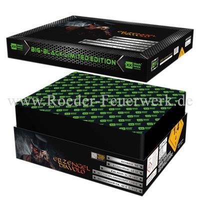 Erzengel Diavolo Verbundfeuerwerk Blackboxx Fireworks