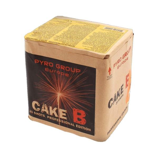 Cake B Batteriefeuerwerk pge pyrotrade