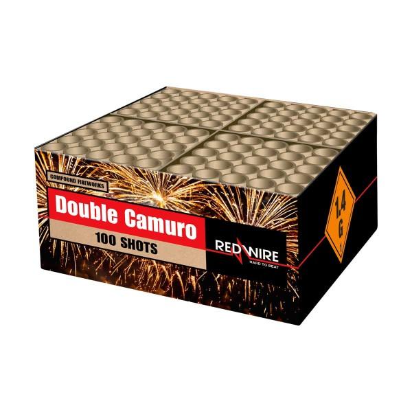 Double Camuro Verbundfeuerwerk Lesli Feuerwerk