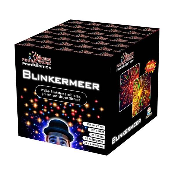 Blinkermeer Batteriefeuerwerk Röder Feuerwerk