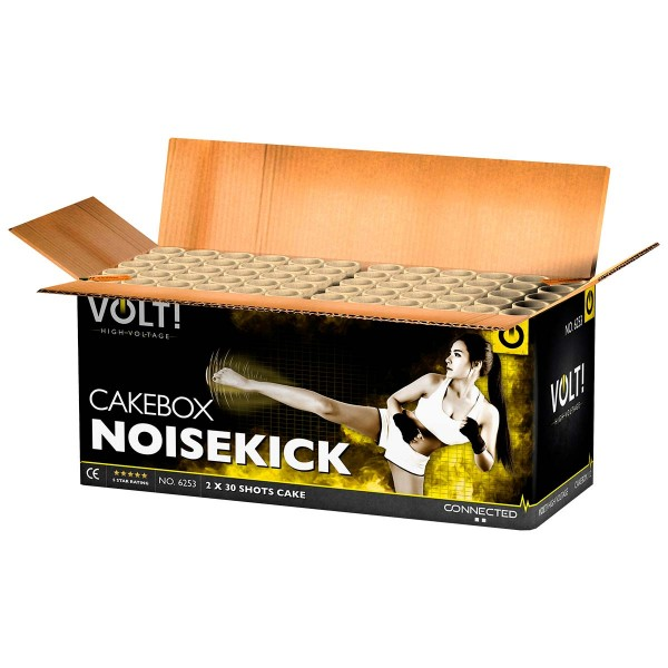 Vuurwerktotal Noisekick Box Silvesterfeuerwerk online kaufen