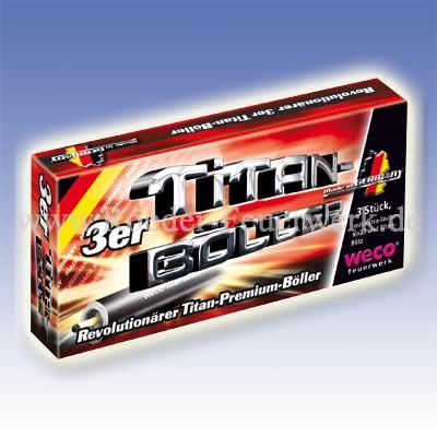 Titanböller