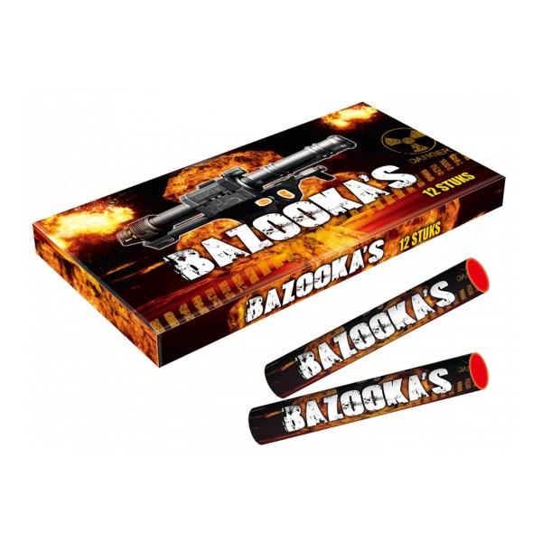 Broekhoff Bazookas Feuerwerk online kaufen