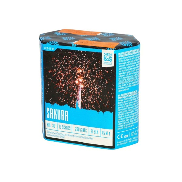 Argento Sakura bei Röder Feuerwerk online kaufen