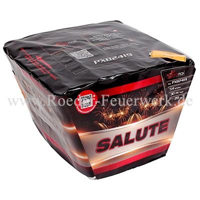 Salute Batteriefeuerwerk Piromax