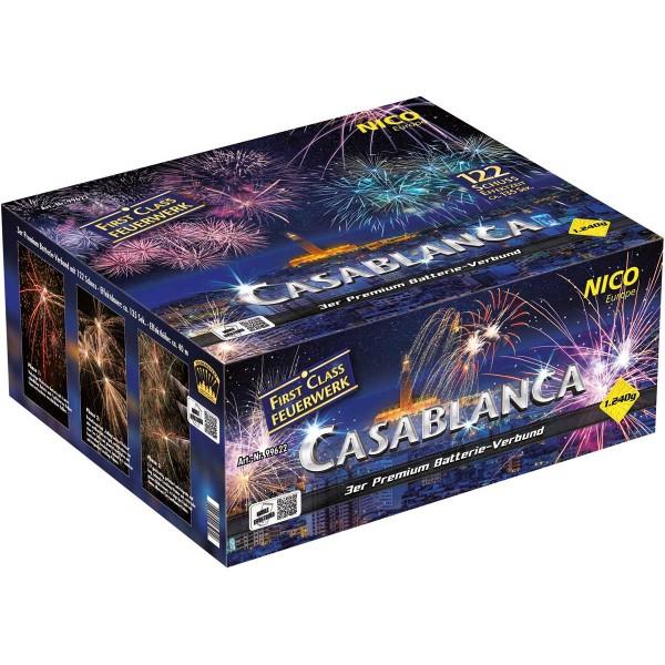 Verbundfeuerwerk Casablanka von Nico Feuerwerk