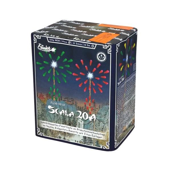 Funke Scala 20A Feuerwerksbatterie online kaufen