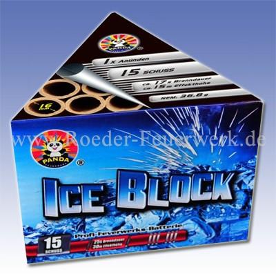 Ice Block Batteriefeuerwerk panda Feuerwerk