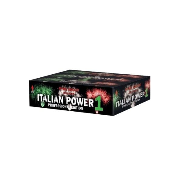 Italian Power 1 Verbundfeuerwerk PGE Pyrotrade