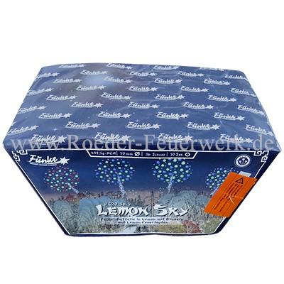 Lemon Sky (FC20-56-3) Batteriefeuerwerk funke