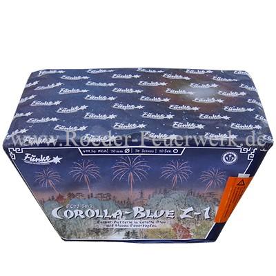 Goldpalm/Corolla-Blue Z-1 (FC20-56-2) Batteriefeuerwerk funke