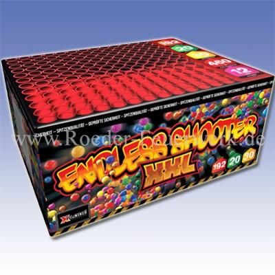 Endless Shooter XXL Batteriefeuerwerk Xplode Feuerwerk