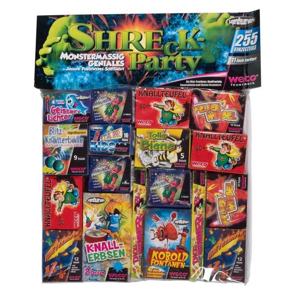 Weco Shreck Party bei Röder Feuerwerk kaufen