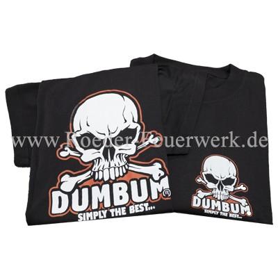 T-Shirt Dumbum L Merchandising Werbemittel Klasek
