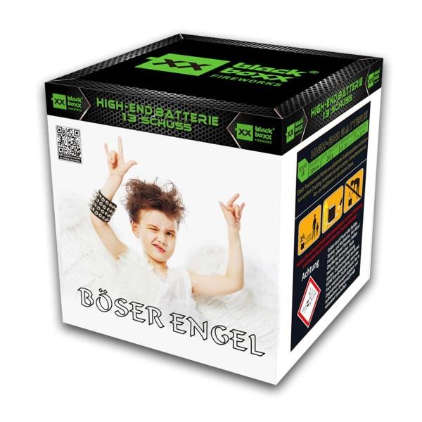 Böser Engel Batteriefeuerwerk Blackboxx Fireworks
