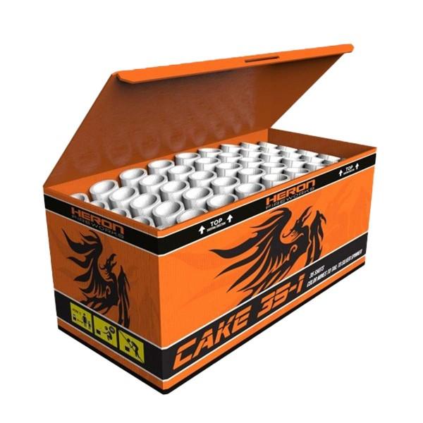 Cake 35- 1 Batteriefeuerwerk Heron Feuerwerk