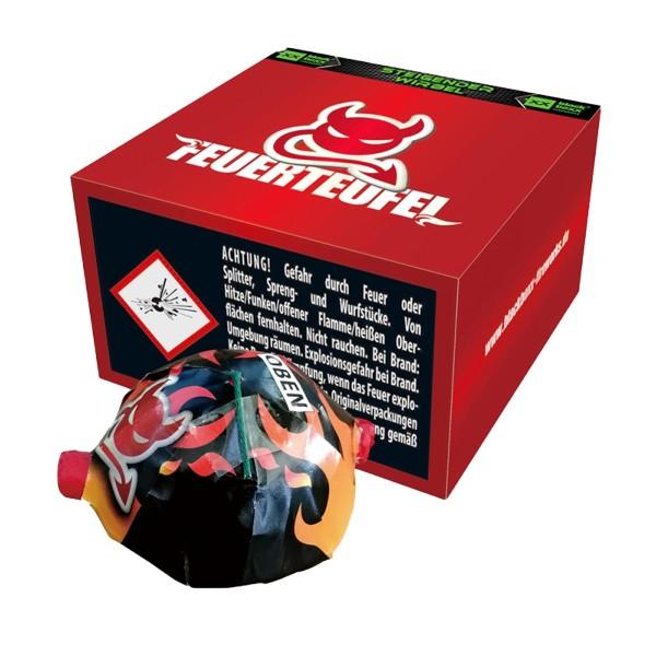 Feuerteufel Leuchtfeuerwerk Vögel Blackboxx Fireworks