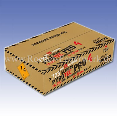 Pyro Tec Pro 4 Tokio Verbundfeuerwerk Weco Feuerwerk