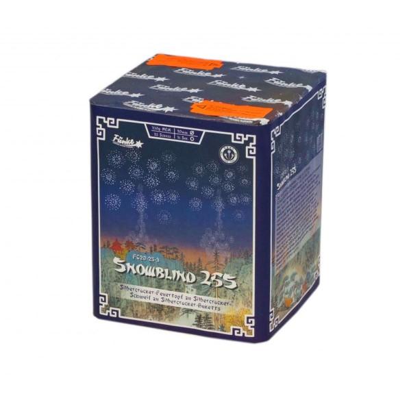 Snowblind 25S FC20-25-3 Batteriefeuerwerk funke