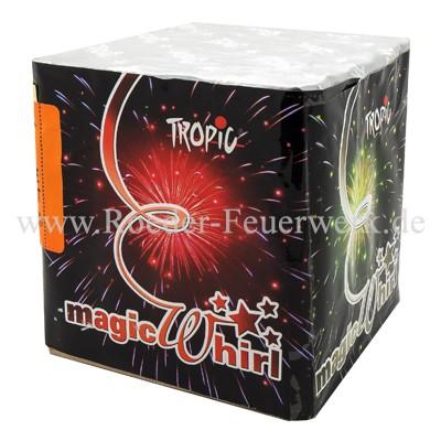Magic Whirl Batteriefeuerwerk Tropic Tropic