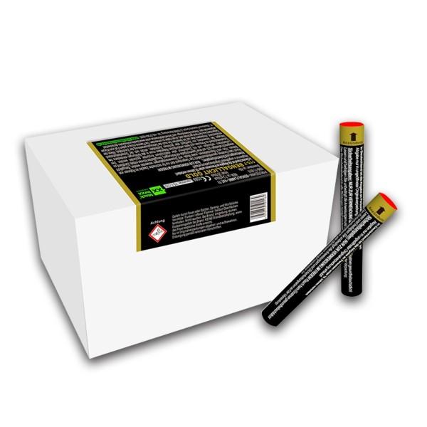 Figurenlicht raucharm gold Bühnenfeuerwerk Figurenlichter Blackboxx Fireworks