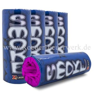 Smoke blau 5er-Beutel Bühnenfeuerwerk Rauch Xplode Feuerwerk