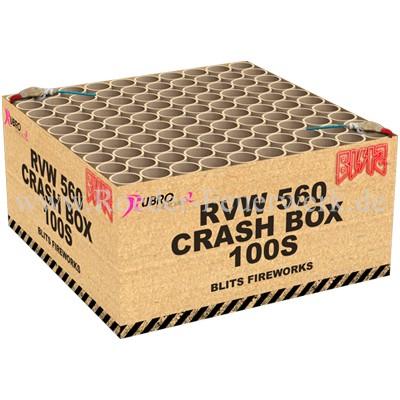 Crash Box Verbundfeuerwerk Geisha