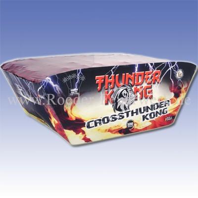 Cross Thunder Kong 1er- Kiste