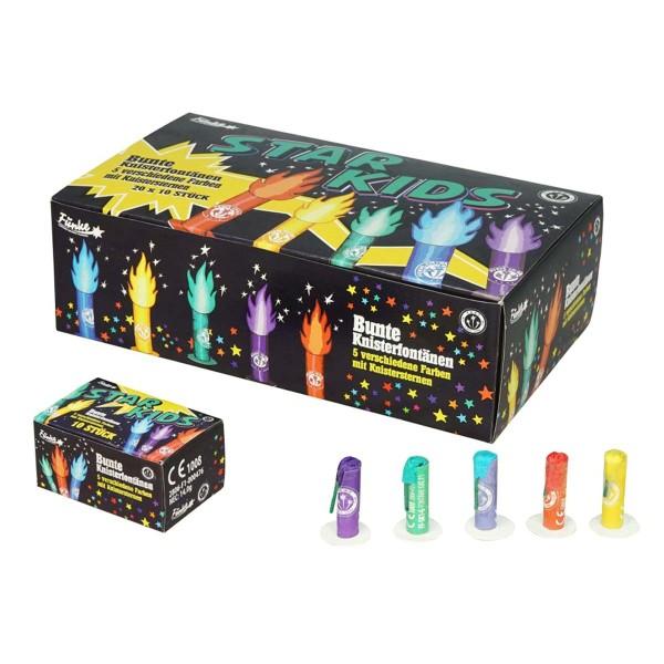 Star Kids Fontänen von Funke Feuerwerk