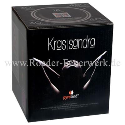 Krassandra Batteriefeuerwerk Bothmer Pyroland Pyrotechnik