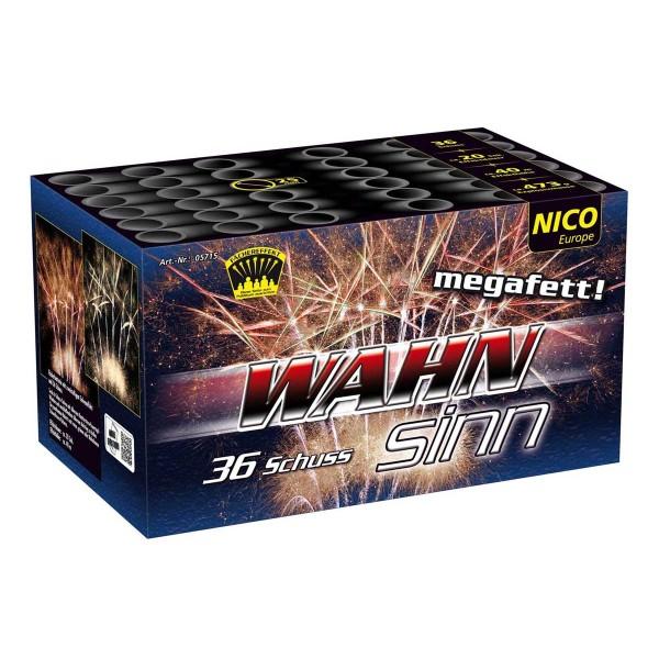 WAHNsinn von Nico Europe im Feuerwerk Shop bestellen