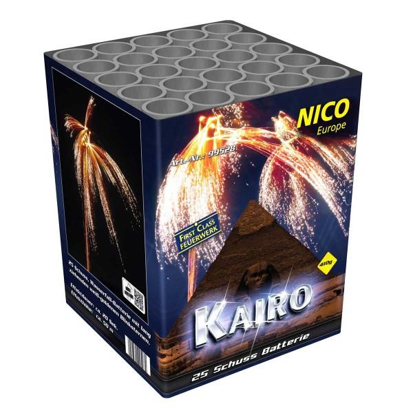 Kairo Batteriefeuerwerk nico Feuerwerk