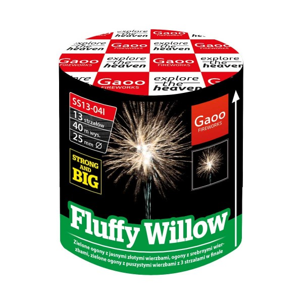Fluffy Willow Batteriefeuerwerk Gaoo