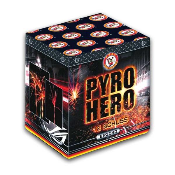 Pyro Hero Batteriefeuerwerk panda Feuerwerk